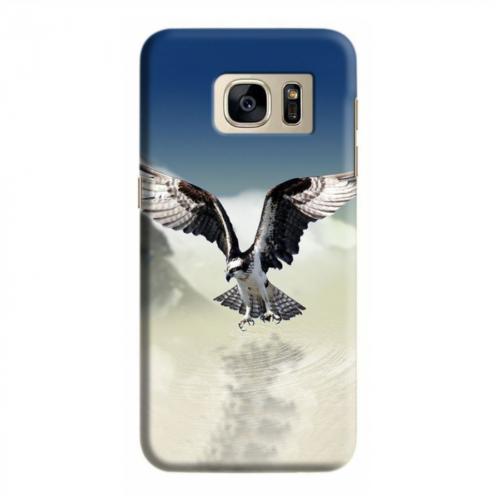 Husa Samsung Galaxy S7 Custom Hard Case Eagle 0