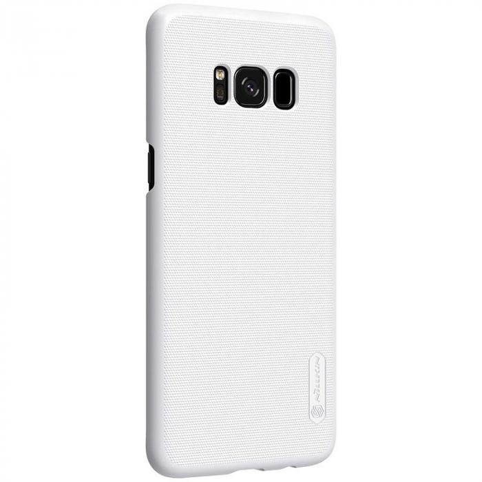 Husa  Samsung Galaxy S8 Nillkin Frosted Shield - alb 2