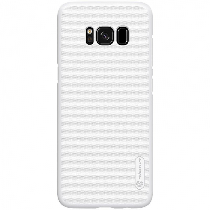 Husa  Samsung Galaxy S8 Nillkin Frosted Shield - alb 4