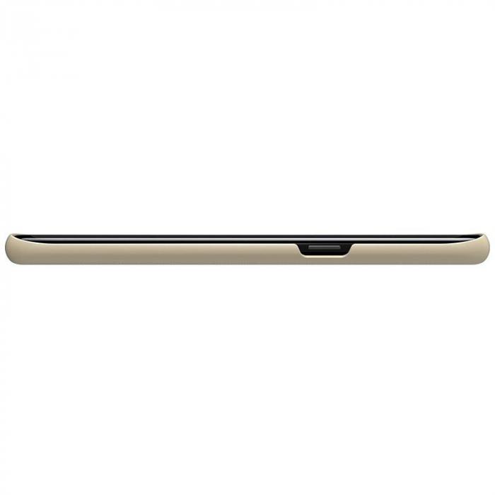 Husa  Samsung Galaxy S8 Nillkin Frosted Shield - gold 2