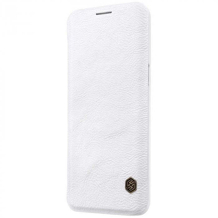 Husa  Samsung Galaxy S8 Nillkin Qin - alb 0