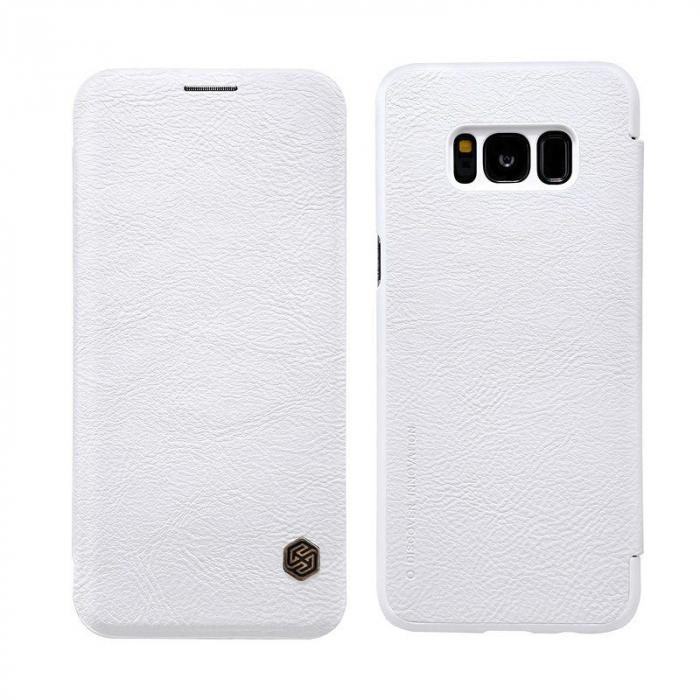 Husa  Samsung Galaxy S8 Nillkin Qin - alb 3