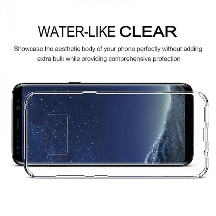 Husa Samsung Galaxy S8 Soft TPU 0.8 mm - transparent 4