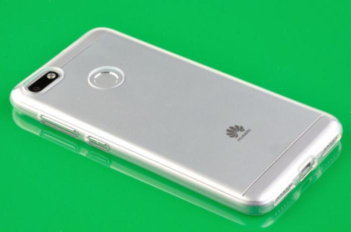 Husa Silicon Huawei P9 Lite Mini Goospery Mercury Jelly Case - transparent 1