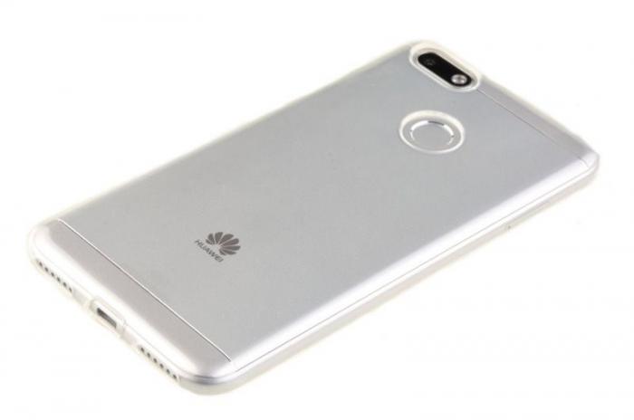 Husa Silicon Huawei P9 Lite Mini Goospery Mercury Jelly Case - transparent 4