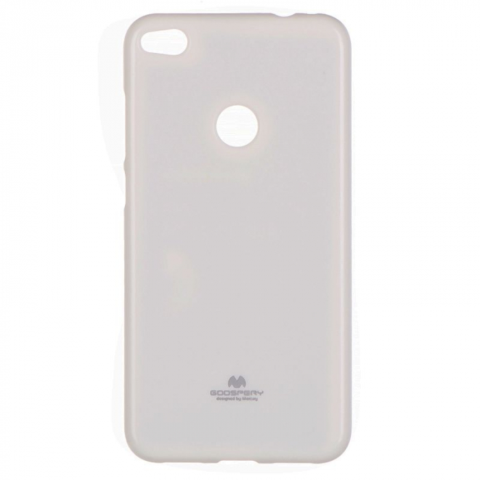 Husa Silicon Huawei P9 Lite Mini Goospery Mercury Jelly Case - transparent 0