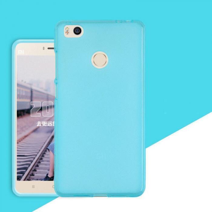Husa silicon TPU Allview X3 Soul Pro - albastru 1