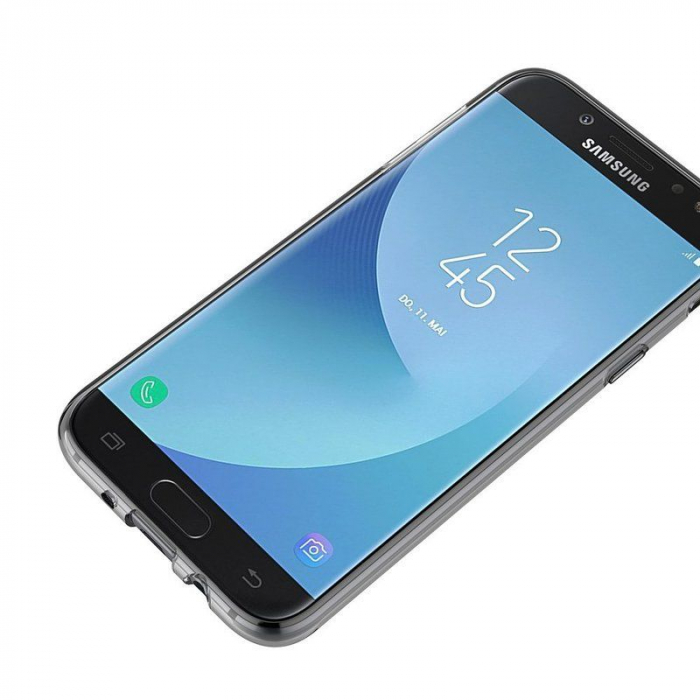 Husa   Samsung Galaxy J7 2017 Silicon TPU extra slim 0.5 mm  - transparent 5