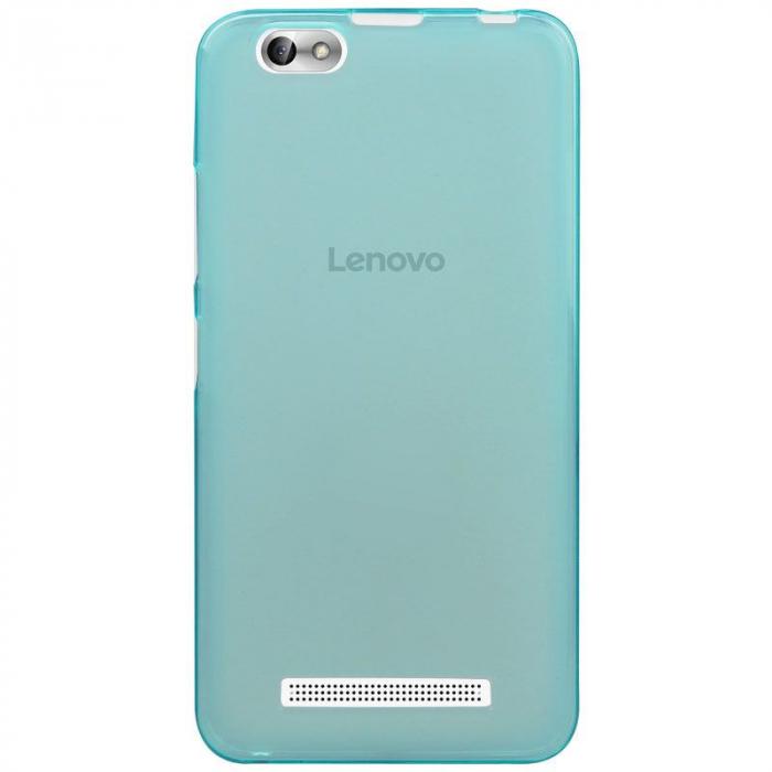 Husa LENOVO A2020 Vibe C silicon TPU - albastru [3]