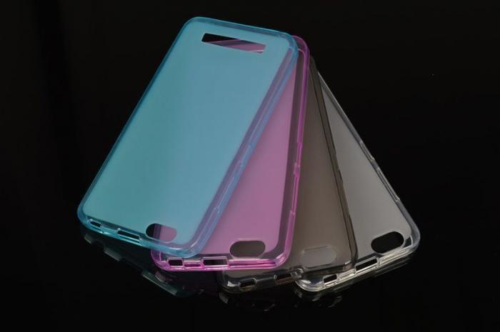 Husa LENOVO A2020  Vibe C silicon TPU - transparent 2