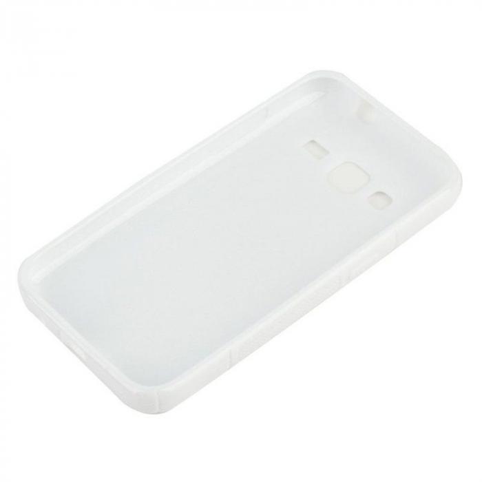 Husa silicon TPU Samsung Grand Prime G530 - alb 1