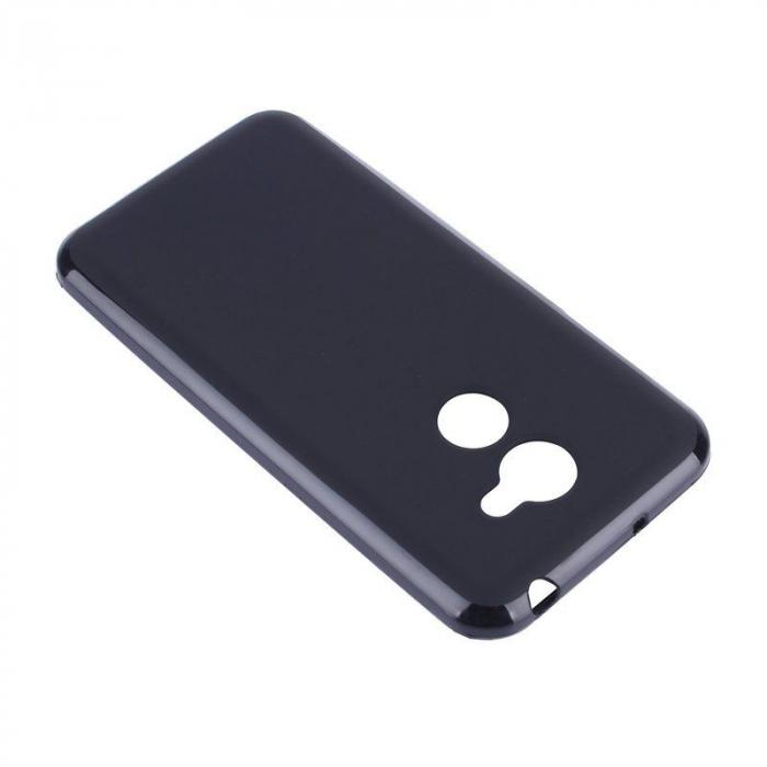 Husa silicon TPU Vodafone Smart N8 - negru [2]