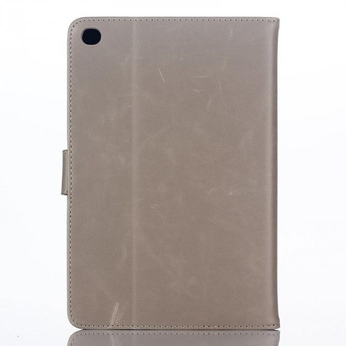 Husa iPad Mini 4 Stil Carte Piele Eco - crem 0