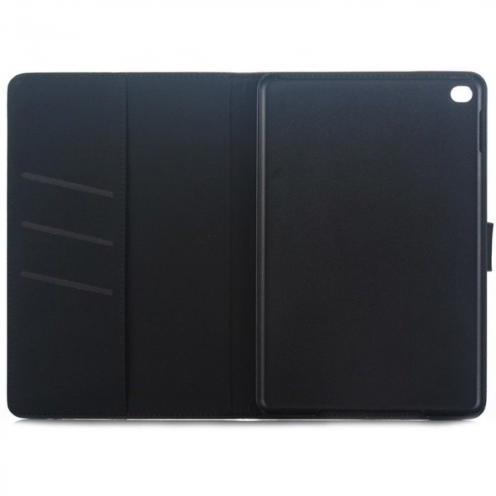 Husa iPad Mini 4 Stil Carte Piele Eco - crem 4