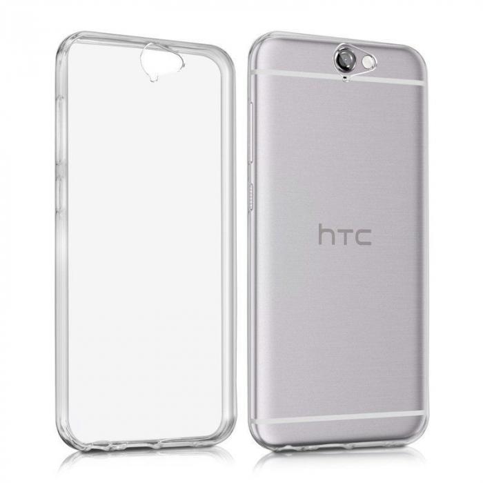 Husa Htc One A9 TPU Ultra Thin - transparent 0