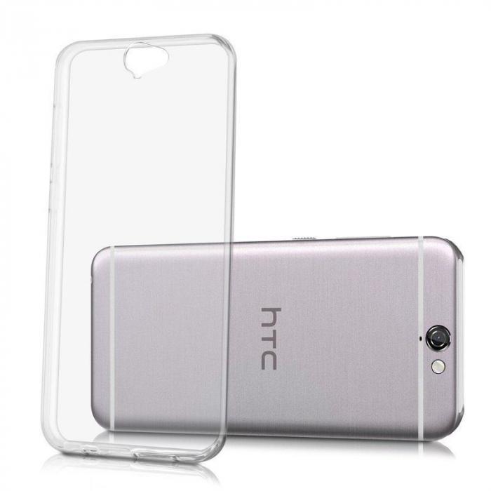 Husa Htc One A9 TPU Ultra Thin - transparent 3