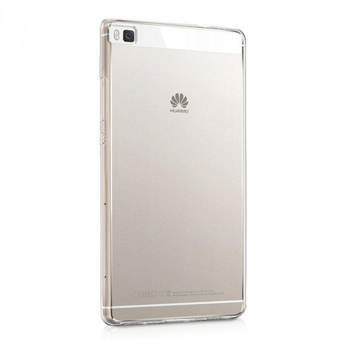 Husa TPU Ultra Thin Huawei P8 - transparent 1