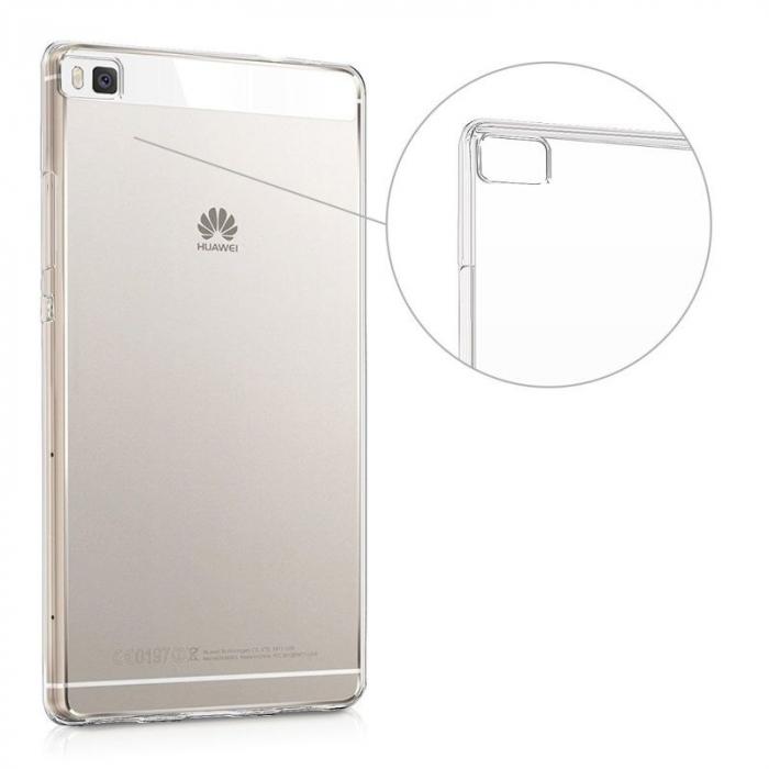 Husa TPU Ultra Thin Huawei P8 - transparent 3