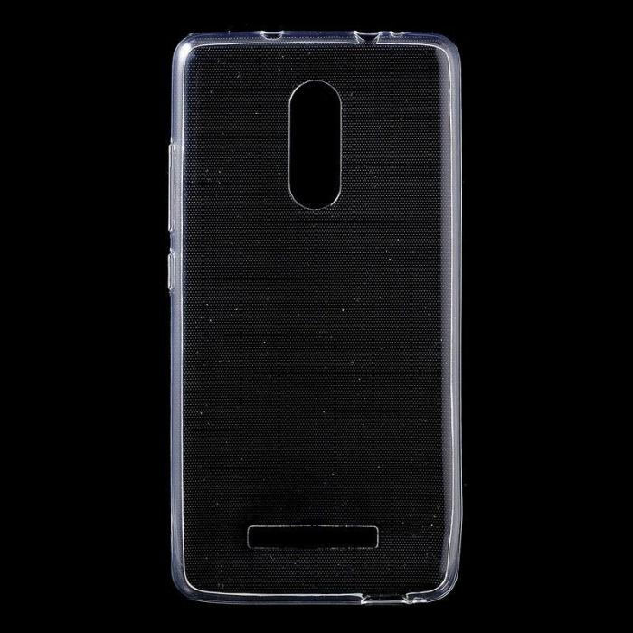 Husa TPU Ultra Thin Xiaomi Redmi Note 3 Pro Special Edition (Kate) - transparent 1