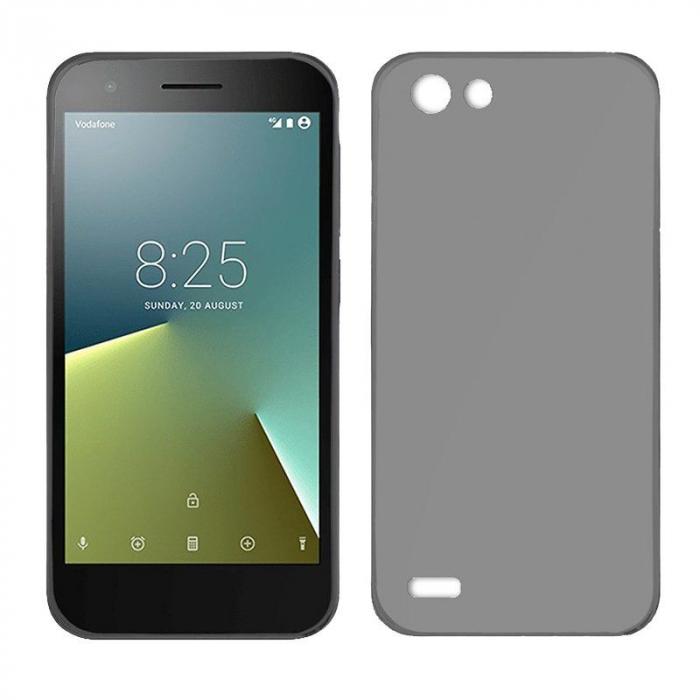 Husa Vodafone Smart E8 Silicon TPU - fumuriu 0