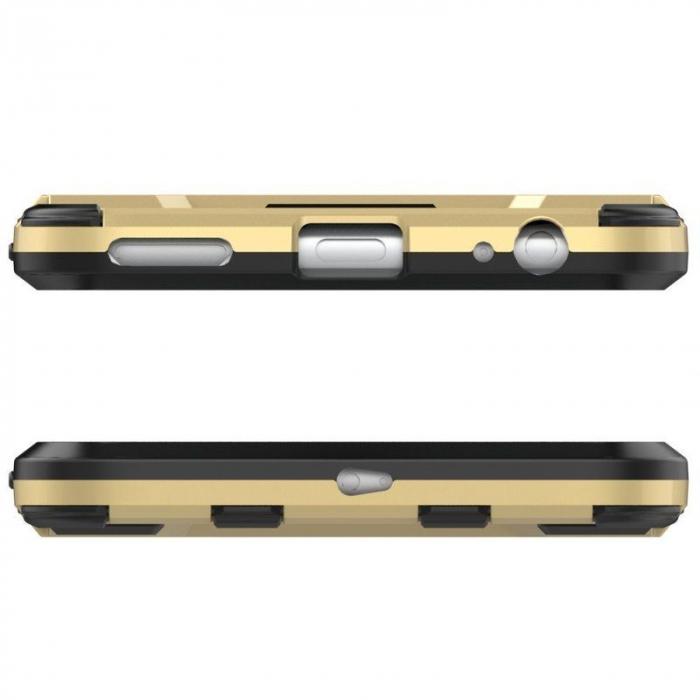 Husa  Xiaomi Mi A1, Mi 5X Slim Armour Hybrid Stand  - negru 3