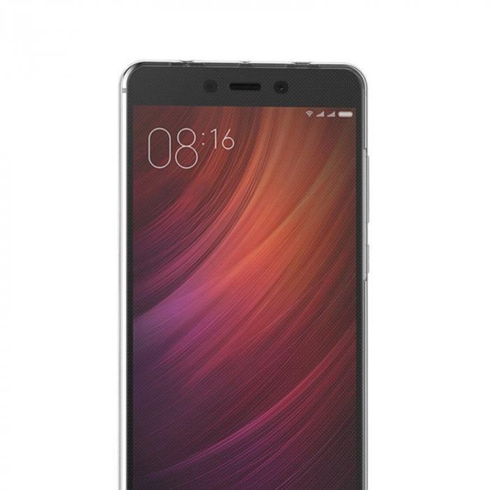 Husa  Xiaomi Redmi Note 4 / Note 4X Silicon TPU 360 grade - rose-gold 4