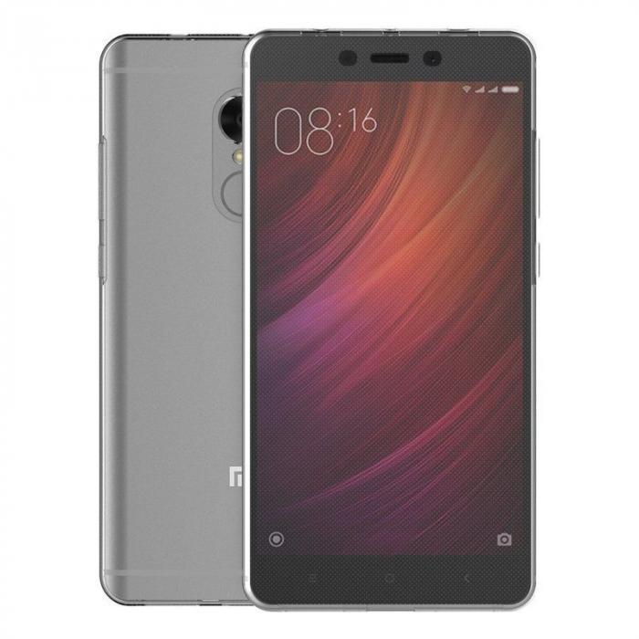 Husa  Xiaomi Redmi Note 4 / Note 4X Silicon TPU 360 grade - rose-gold 5
