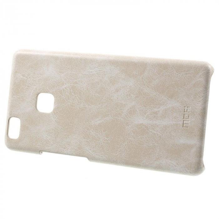 Husa Huawei P9 Lite Leather Hard Case - bej 1