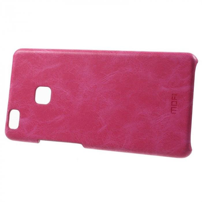 Husa Huawei P9 Lite Leather Hard Case - roz 2