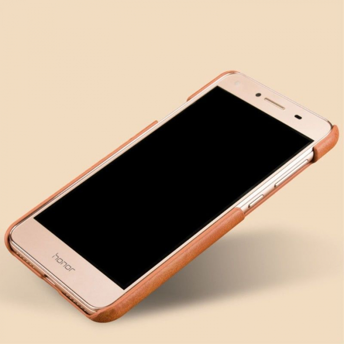 Mofi Leather Hard Case Huawei Y5II - maro 1