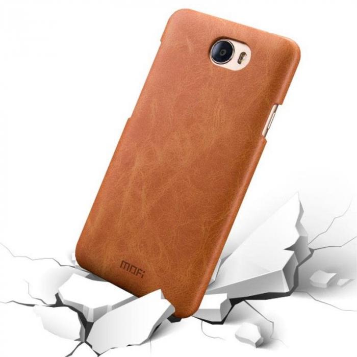 Mofi Leather Hard Case Huawei Y5II - maro 3