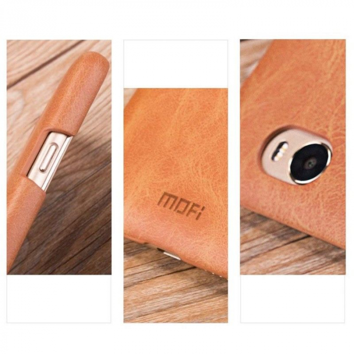 Mofi Leather Hard Case Huawei Y5II - maro 8