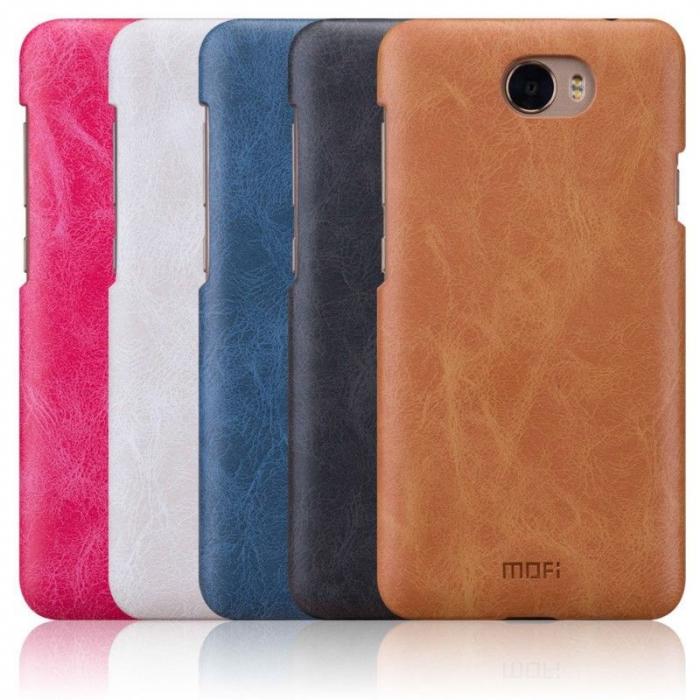 Mofi Leather Hard Case Huawei Y5II - maro 9