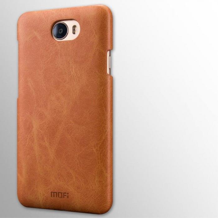 Mofi Leather Hard Case Huawei Y5II - maro 7
