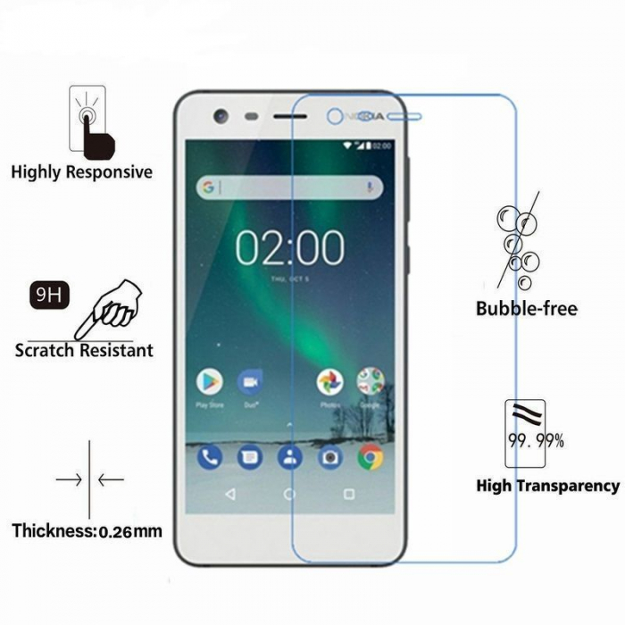 Sticla Securizata Tempered Glass Nokia 2 3