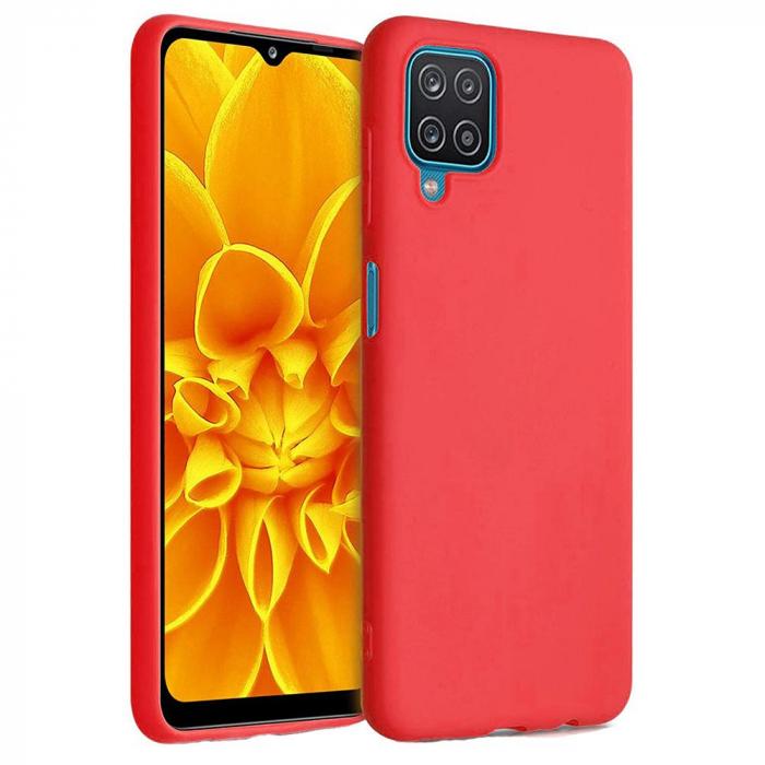 Husa Samsung Galaxy A12 - A42 Silicon Matte TPU Extra Slim [4]
