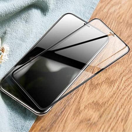 Folie Sticla Securizata Full Glue iPhone 11 - margini negre [1]