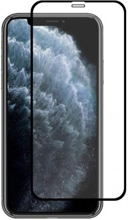 Folie Sticla Securizata Full Glue iPhone 11 - margini negre [0]