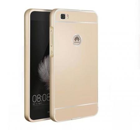 Bumper Huawei Ascend P8 Lite - gold0