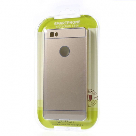 Bumper Huawei Ascend P8 Lite - gold7