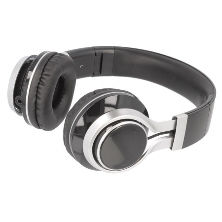 Casti Audio Extra Bass EP-16 cu microfon incorporat - negru3