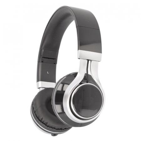 Casti Audio Extra Bass EP-16 cu microfon incorporat - negru2