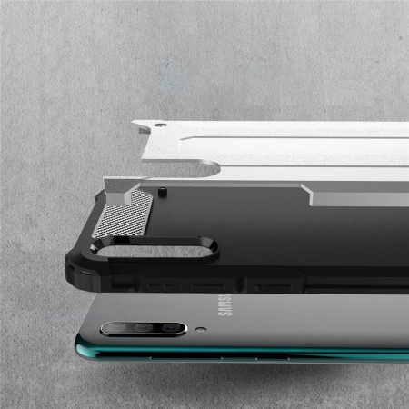Husa Samsung Galaxy A70 Hybrid Armor - gold [1]