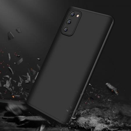 Husa Samsung Galaxy A41 GKK 360 Grade – negru [1]