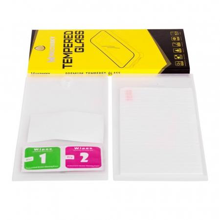 Folie Sticla Securizata 6D Full Glue Samsung Galaxy A41 - margini negre [1]