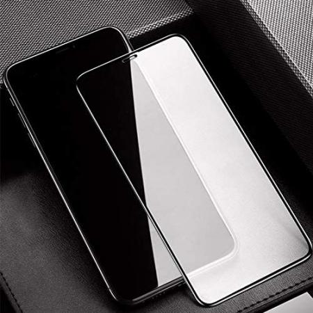 Folie Sticla Securizata Full Glue iPhone 11 Pro Max - margini negre [2]