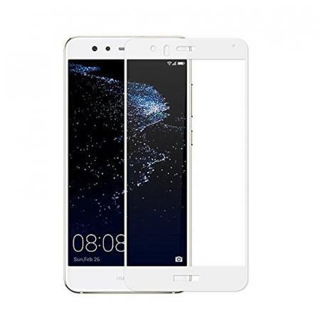 Sticla Securizata Full Screen Huawei P10 Lite - alb0