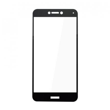 Sticla Securizata Full Screen Huawei P9 Lite (2017) / P8 Lite (2017)  - negru3