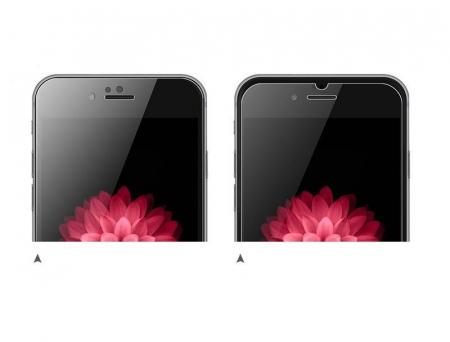 Sticla Securizata Full screen Iphone 6 6S - negru [3]
