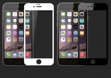 Sticla Securizata Full screen Iphone 6 6S - negru [4]